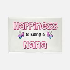 Cute Nana Rectangle Magnet (100 pack)