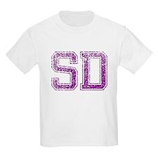 SD, Vintage T-Shirt