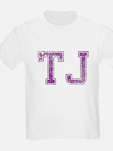 TJ, Vintage T-Shirt