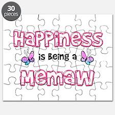Cute Memaw Puzzle