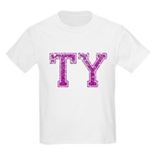 TY, Vintage T-Shirt