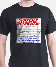 composer on the edge T-Shirt