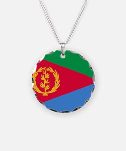 Eritrea Roundel Necklace