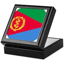 Eritrea Roundel Keepsake Box