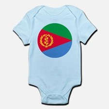 Eritrea Roundel Infant Bodysuit