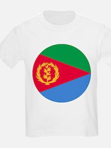 Eritrea Roundel T-Shirt