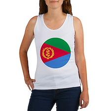 Eritrea Roundel Women's Tank Top