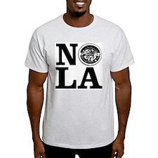 NOLAWaterLidBw T-Shirt