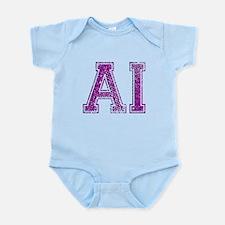 AI, Vintage Infant Bodysuit