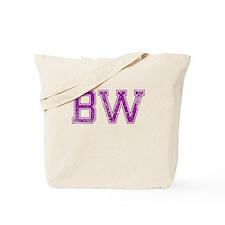 BW, Vintage Tote Bag