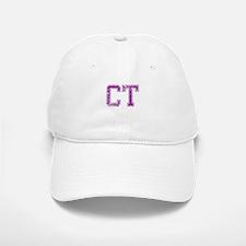 CT, Vintage Baseball Baseball Cap