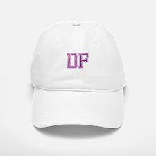 DF, Vintage Baseball Baseball Cap