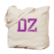 DZ, Vintage Tote Bag