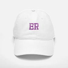 ER, Vintage Baseball Baseball Cap