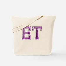 ET, Vintage Tote Bag