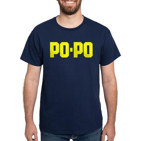 Po-Po-Police Dark T-Shirt
