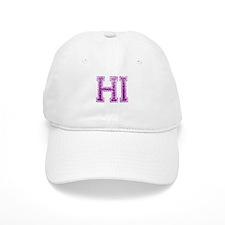 HI, Vintage Baseball Cap
