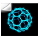 Buckyball Wall Decals