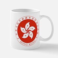 Hong Kong Roundel Mug