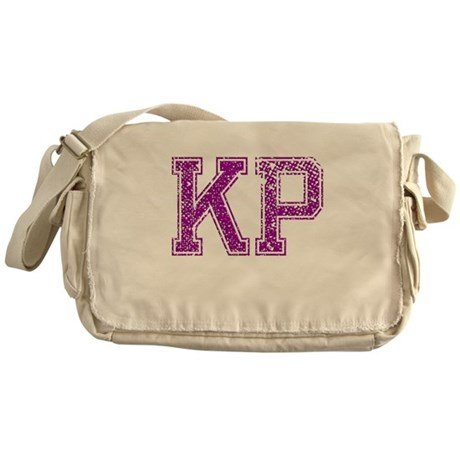 KP, Vintage Messenger Bag
