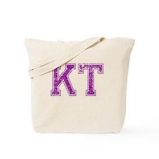 KT, Vintage Tote Bag