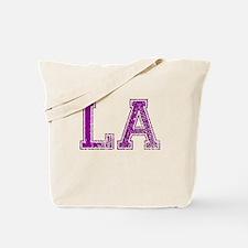 LA, Vintage Tote Bag