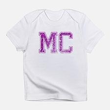 MC, Vintage Infant T-Shirt