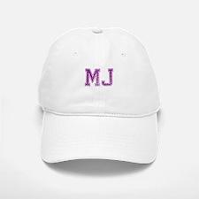 MJ, Vintage Baseball Baseball Cap