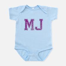 MJ, Vintage Infant Bodysuit