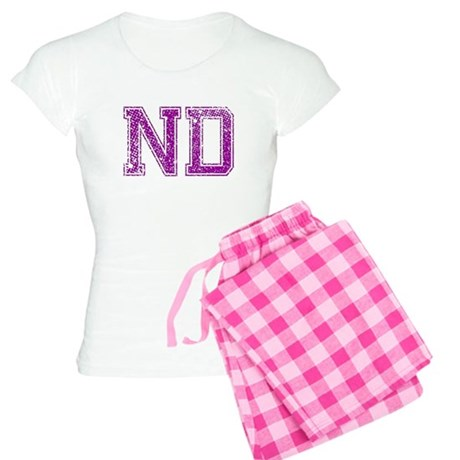 ND, Vintage Women's Light Pajamas