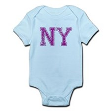 NY, Vintage Infant Bodysuit