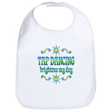 Tap Dancing Brightens Bib
