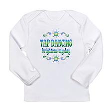 Tap Dancing Brightens Long Sleeve Infant T-Shirt