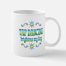 Tap Dancing Brightens Mug