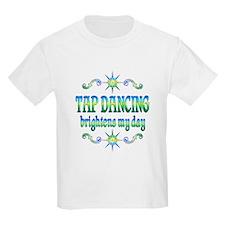 Tap Dancing Brightens T-Shirt
