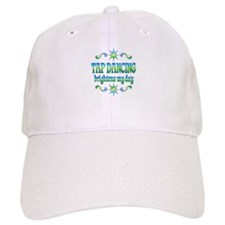 Tap Dancing Brightens Baseball Cap
