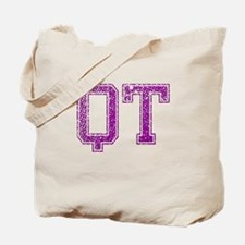 QT, Vintage Tote Bag