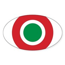 Italy Roundel Decal