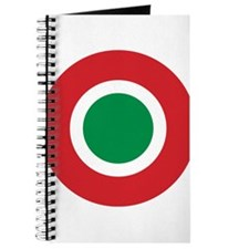 Italy Roundel Journal
