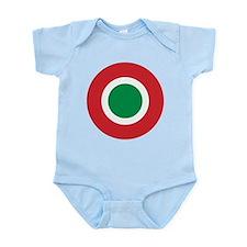 Italy Roundel Infant Bodysuit
