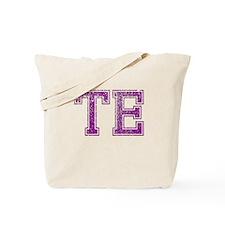 TE, Vintage Tote Bag