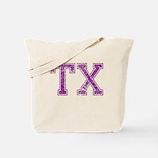TX, Vintage Tote Bag