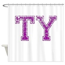TY, Vintage Shower Curtain