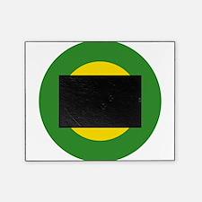 Jamaica Roundel Picture Frame