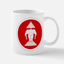 Laos Roundel Mug