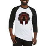 Native War Bonnet 06 Baseball Jersey