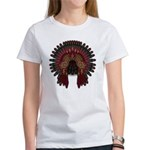 Native War Bonnet 06 Women's T-Shirt