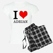 I Heart Adrian Pajamas