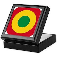 Mali Roundel Keepsake Box