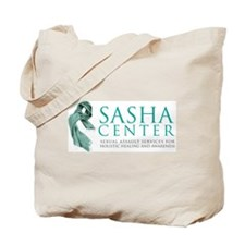 SASHA Center Gear Tote Bag